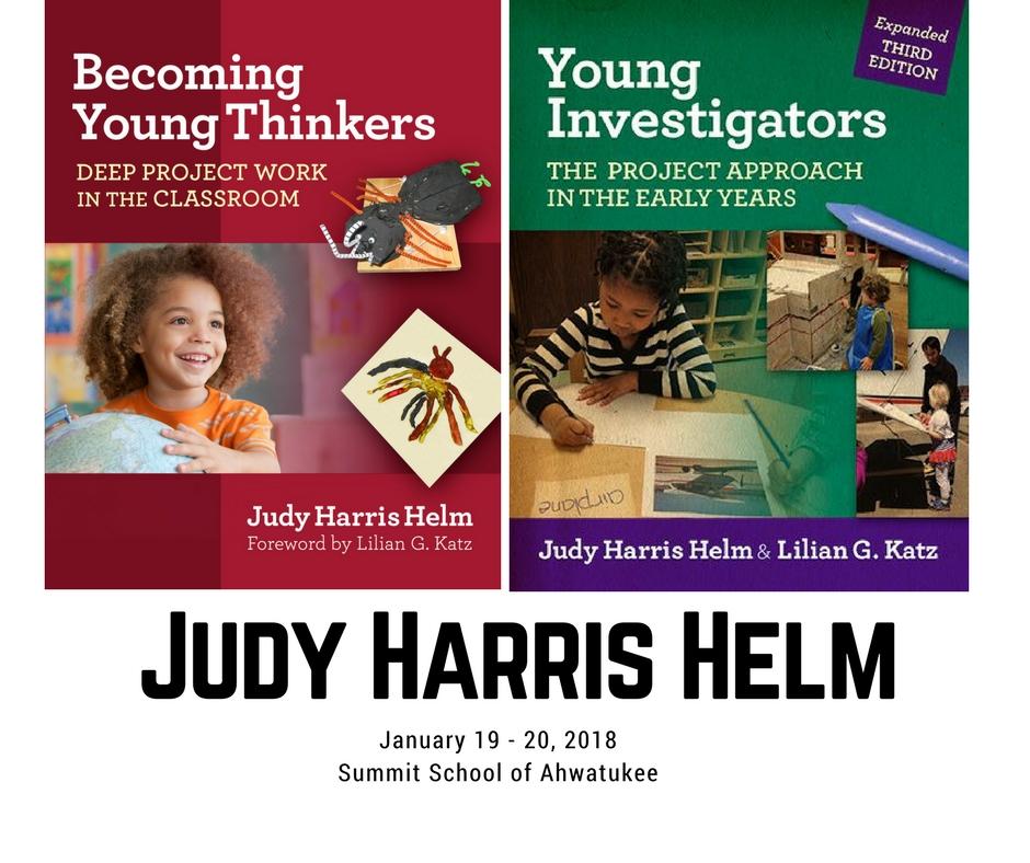 Judy Harris Helm